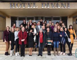 3ο Πανθεσσαλικό Συνέδριο Αισθητικών, στο Divani Meteora Hotel στην Καλαμπάκα.